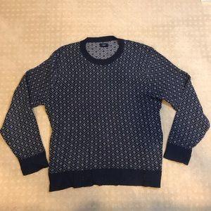 J.Crew sweater, blue, super soft and comfy!